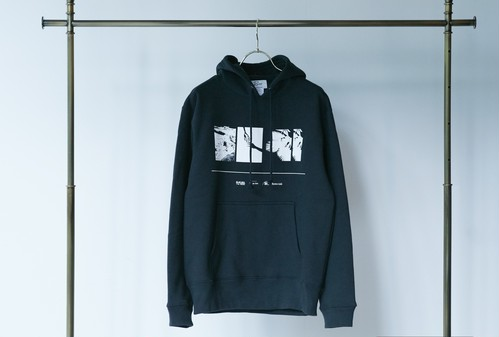 【Opus Inn × 井崎竜太朗】BLUE SEA I've SEEN Hoodie