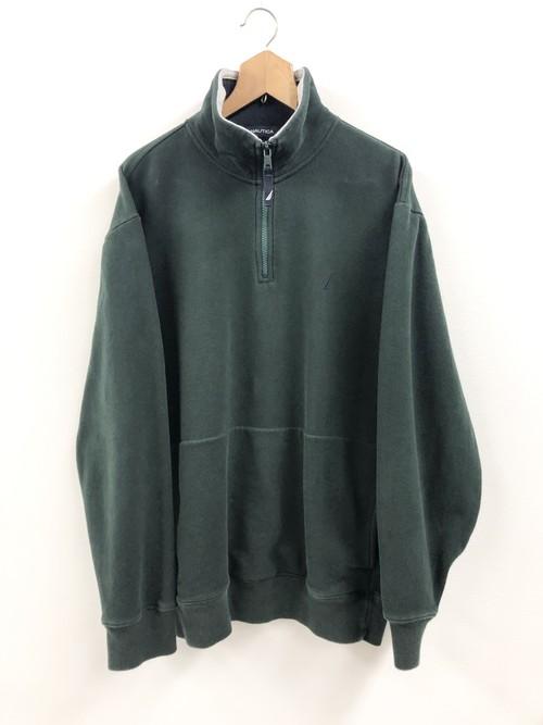 NAUTICA Half Zip Pullover Sweatshirt