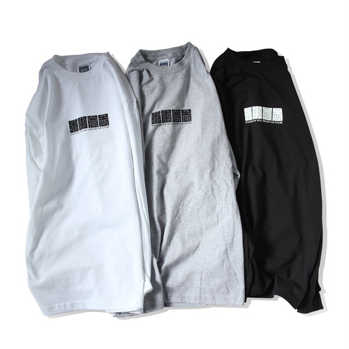 WILL STACK STONES L/S TEE