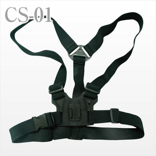 スポーツカメラ用チェストマウント CS-01