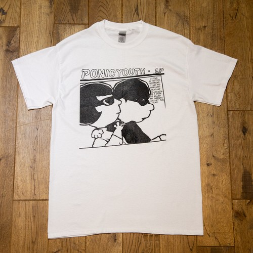 PONIC YOUTH  Tシャツ M.O.T.E. exhpition 「#PEANUTS風」