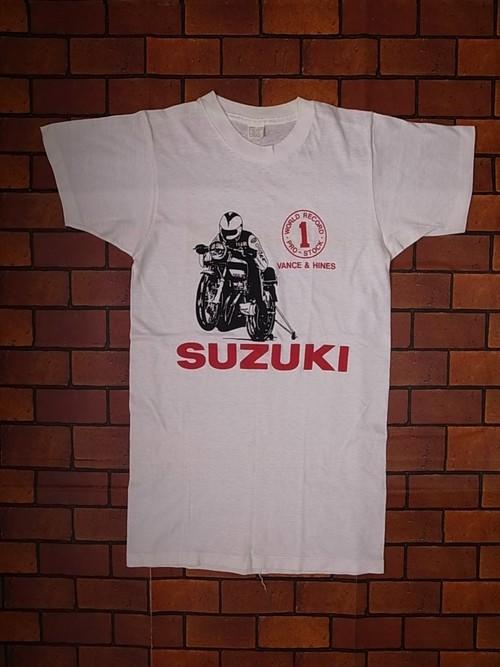 SUZUKI 70'S T-SHIRTS