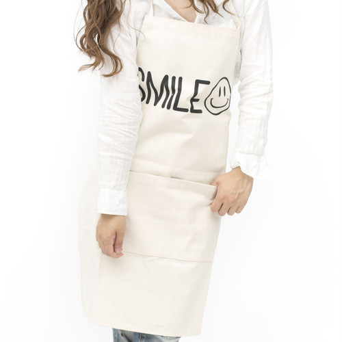 [ the HAMP works ] APRON  B-2 : SMILE