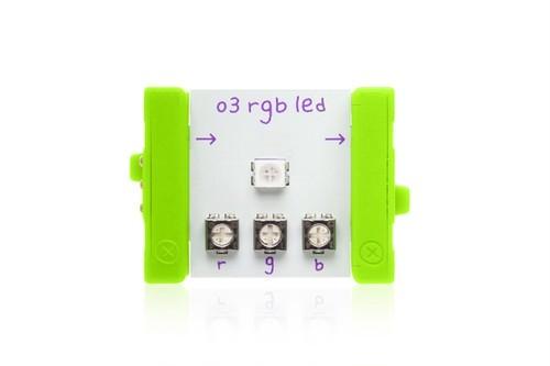 littleBits O3 RGB LED リトルビッツ アールジービーエルイーディー【国内正規品】