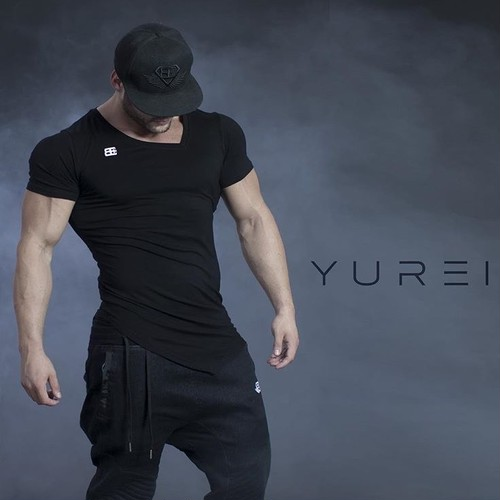 BODY ENGINEERS YUREI ASYMMETRIC V Necks