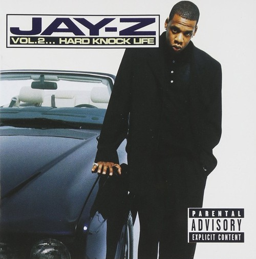 Jay-Z - Vol. 2... Hard Knock Life (2LP) Big Jaz [hiphop] 試聴 fps7906-8