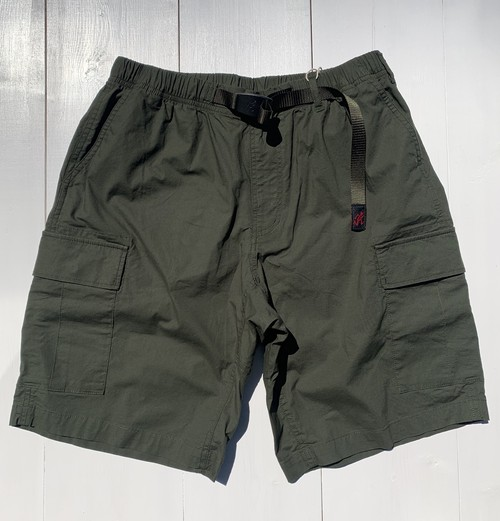 GRAMICCI  Weather Cargo Shorts(DEEP OLIVE)