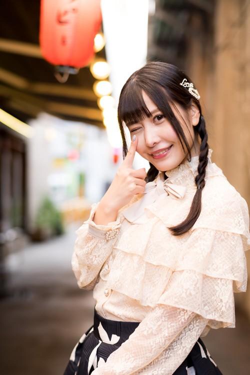 咲本美桜(Luce Twinkle Wink☆)A4サイズフォトプリント Type-B