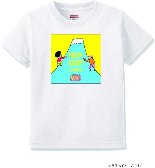 HELP! KEEP! LIVEHOUSE T-shirt