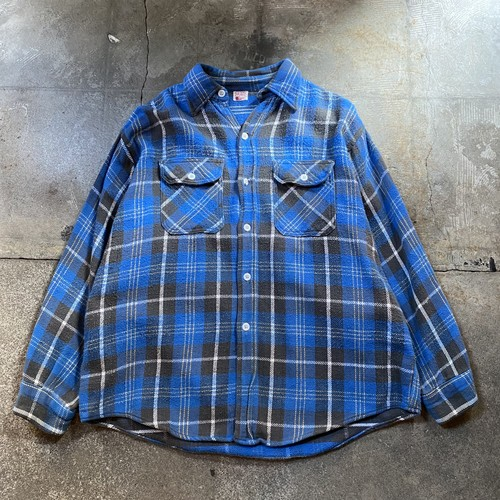 60s BIG MAC Flannel Shirt