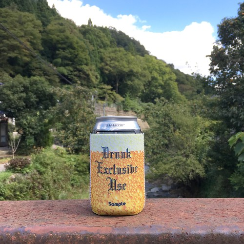 『Sample』CAN COOZIE 【drunk exclusibe use】カンクージー