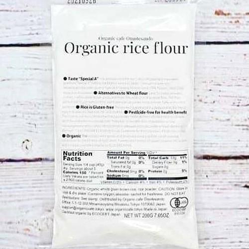 送料無料 1ヶ月毎 有機米粉 2kgx5袋 Free domestic shipping, Every month, Organic rice flour 2kg x 5bags