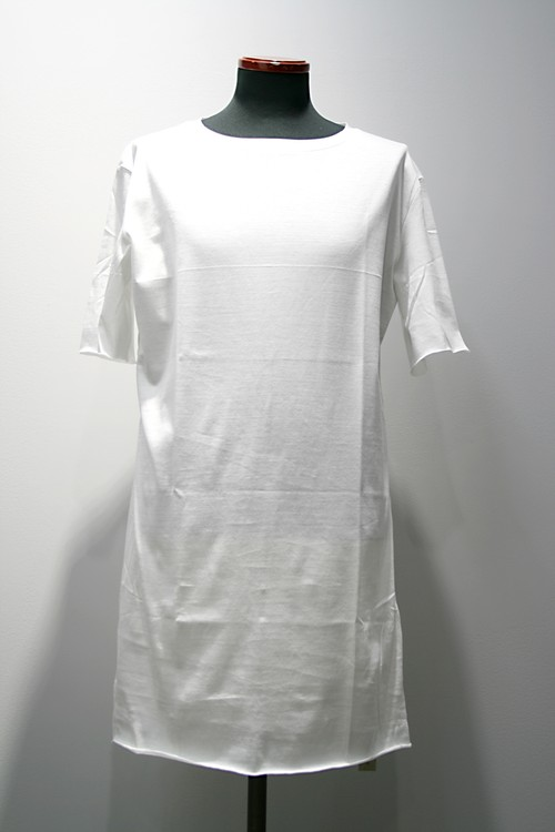 "【by H.New York】""NEW FA_T"" S/S T-shirt (WHT)"
