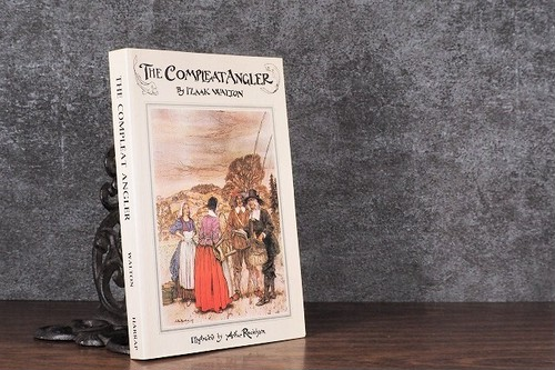 THE COMPLEAT ANGLER / picture book