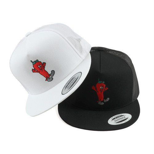 One Family Co. / Trucker Cap / Red Chili