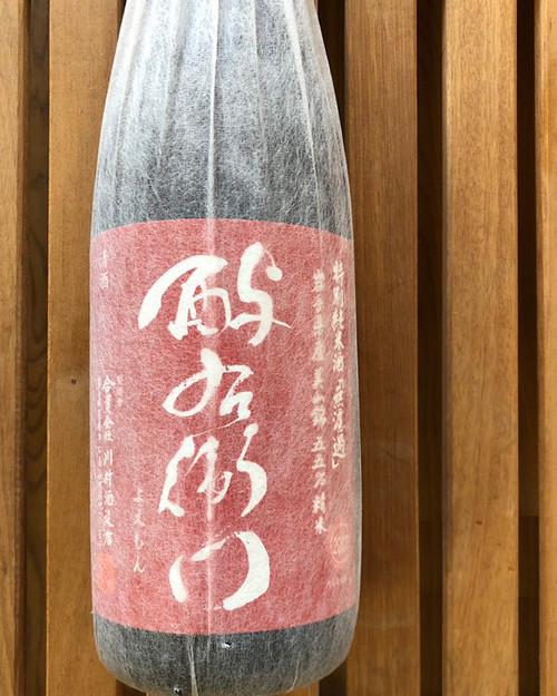 「西与右衛門 美山錦 1800ml」日本酒【岩手県 川村酒造】
