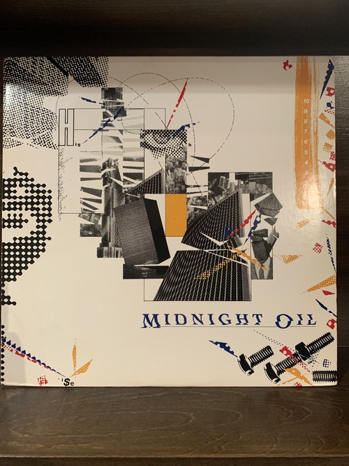 Midnight Oil / 10,9,8,7,6,5,4,3,2,1