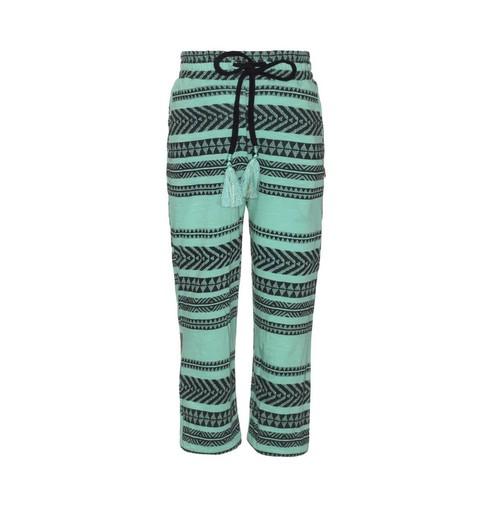 Green×Black Pants(Girl)