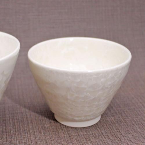 結晶釉飯碗(ミニF) [Prima]