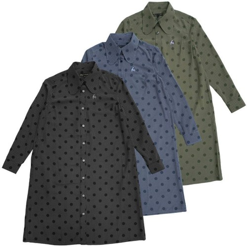 【3月入荷予定】Original John | BEAGLE SHIRTS DRESS [OP401]