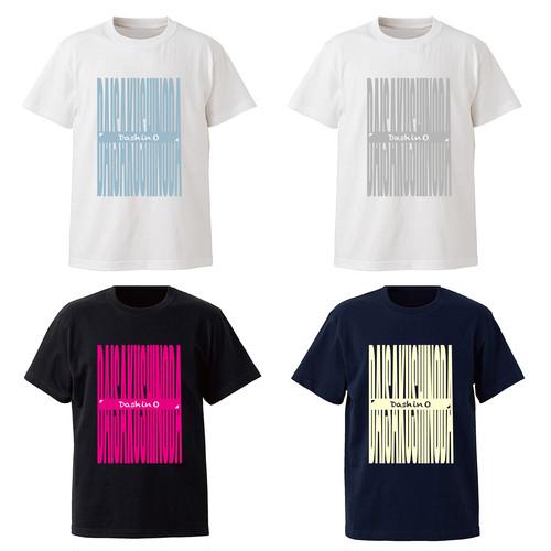 Dash in 0・Tシャツ(unisex)