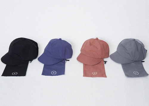 【halo commodity】Ridge Tail Cap