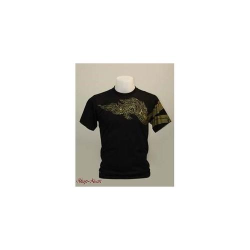 Grand Naga Art Printing T-Shirts