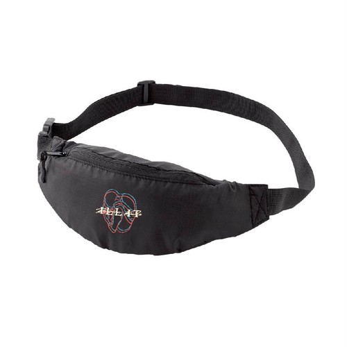 ILL IT - NEW LIFE WAIST BAG (BLACK)