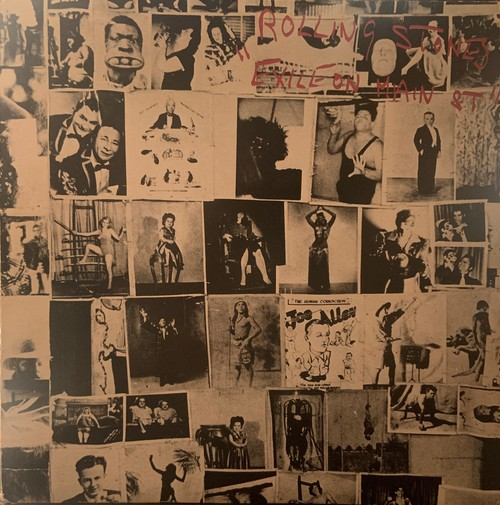 【LP】ROLLING STONES/Exile On Main Street