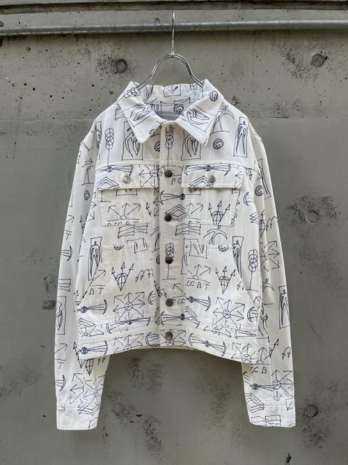 【USED】GOSHA RUBCHINSKIY デニムジャケット