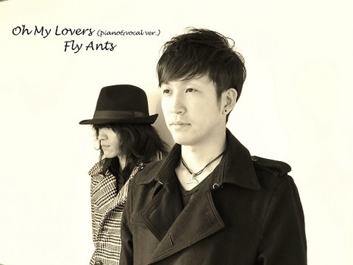 Fly Ants/Oh My Lovers(Piano & Vocal Ver) ピアノ譜付き 商品説明をよくお読みください。