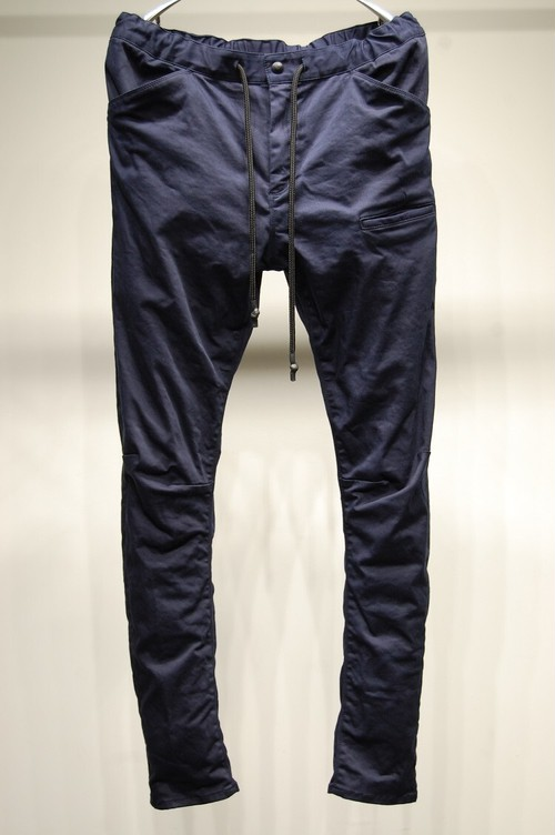 RW-213 SLIM EASY PANTS NAVY