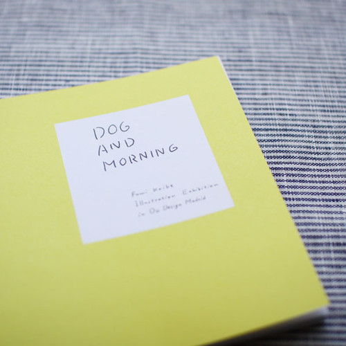 DOG AND MORNING by Fumi Koike 小池ふみ