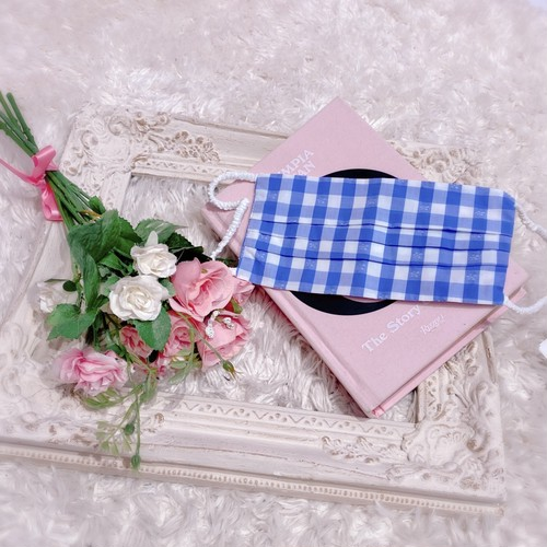 【Sister Jane】Giggle Gingham Face Covering