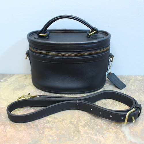 .OLD COACH LEATHER 2WAY SHOULDER BAG MADE IN USA/オールドコーチレザー2wayショルダーバッグ 2000000033372