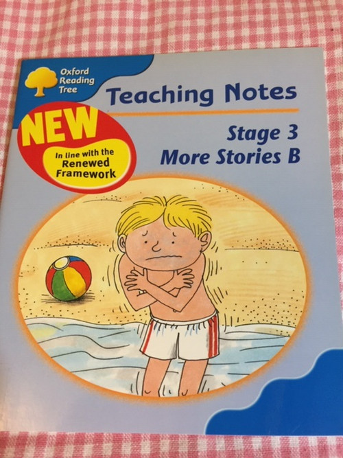 ORT Teaching Notes set(Stage3 More StoriesB)