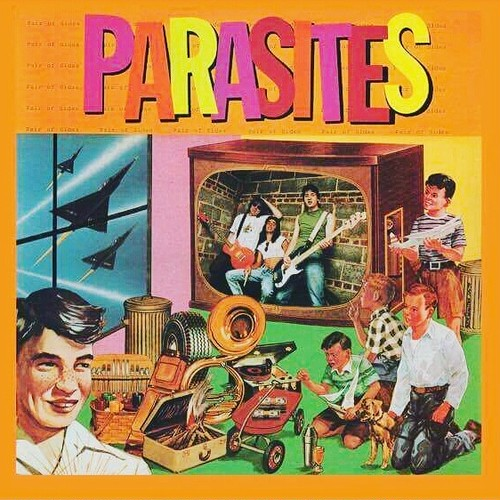 parasites / pair of sides cd