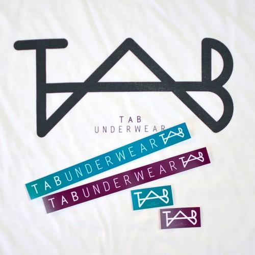 TAB UNDERWEAR Sticker Pack