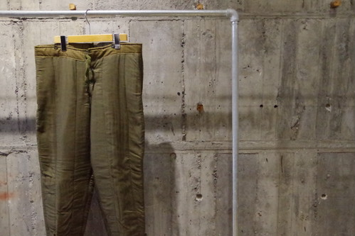 Czech military M60 liner pants(DEADSTOCK)