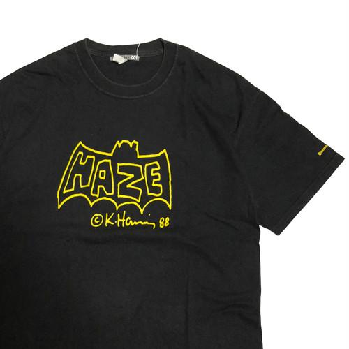 00's USA製 HAZE キース・ヘリング グラフィティ Tシャツ