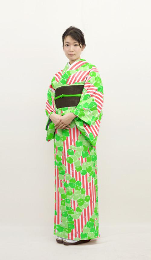 アイスクリン・アーミー 赤 (浴衣)