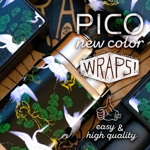 WRPAS! for iStick Pico V1.0 new 5 color
