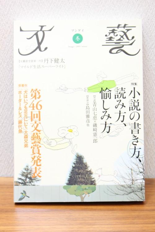 文藝 2009年冬季号 特集 小説の書き方、読み方、愉しみ方 (文芸誌)