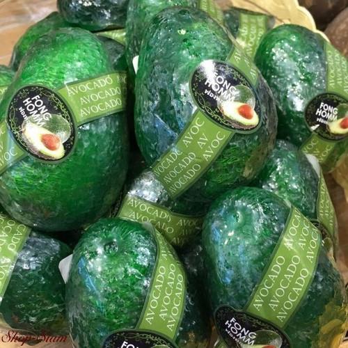 【FONG HOMM】 フルーツ石鹸 アボカド/ Avocado Soap 100g