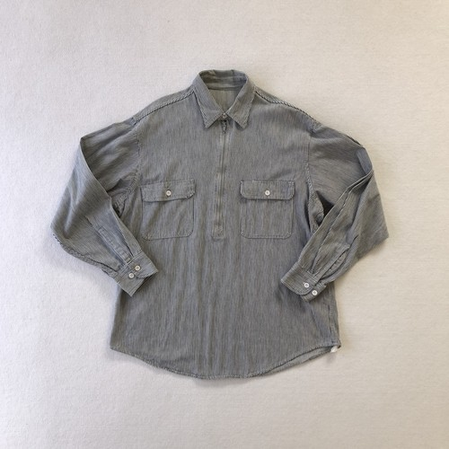 80-90s BIG MAC | half zip L/S shirt (V0635M)
