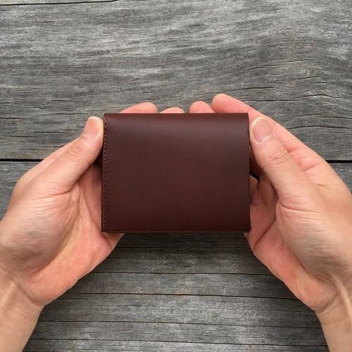 コンパクト二つ折り財布(小銭入れ付き) tsukikusa<月草>