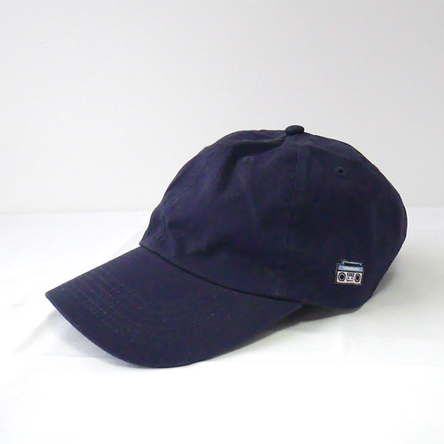 cap / NAVY 【LEFT SIDE】
