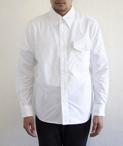 BD SHIRT WHITE OX
