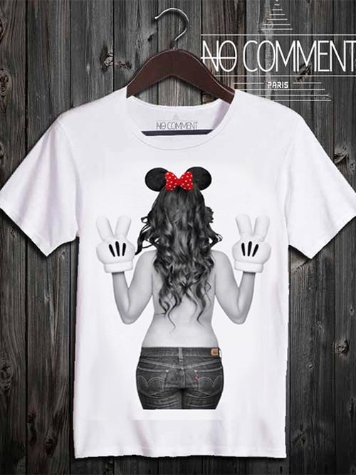 MIN Peace T Shirt