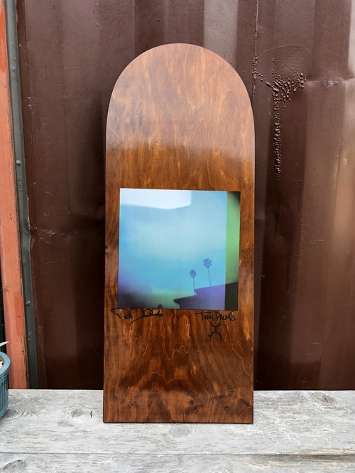 Rob Machado surfboards / mini belly board 2018 (Twin palms)